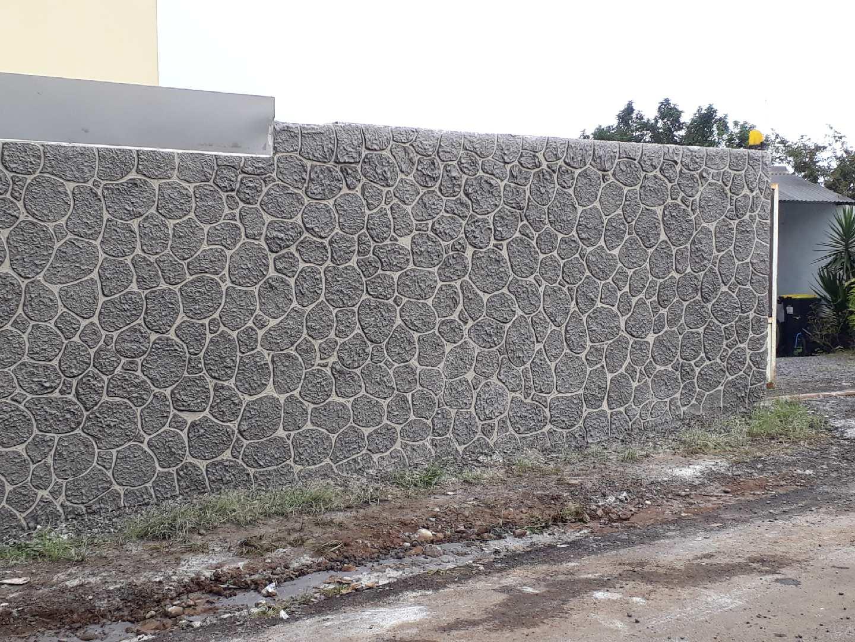 Enduit décoration mur