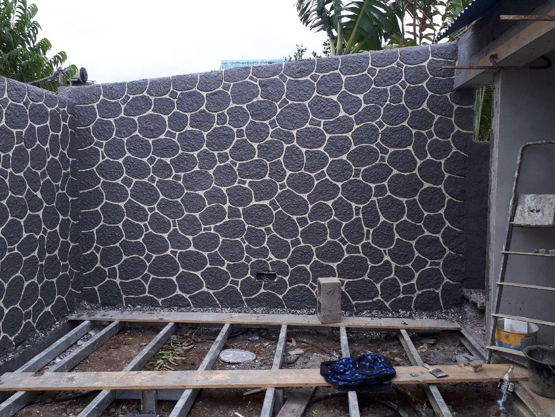 Enduit décoration mur 4
