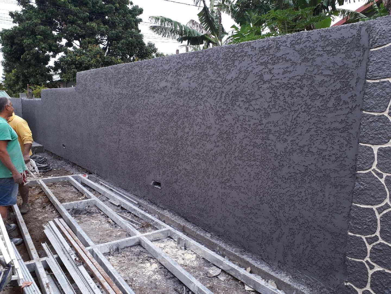 Enduit décoration mur 6